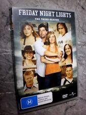 Friday Night Lights : Season 3 (DVD, Region 4, 4-Disc Set) G4