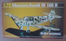 MOTORE SUPERMARINE SPITFIRE /& Messerschmitt BF 109 modello AEROPLANO AEREO 1:72 ATLAS K