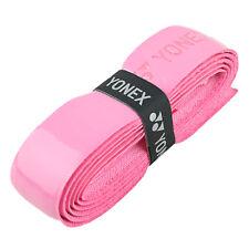Yonex Hi Soft Grap Tennis Squash Badminton Replacement Grip - Pink - Pack of 1