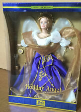 Collector Edition HOLIDAY ANGEL Barbie 1ST in Series