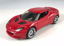 LOOSE 2010 MATCHBOX LOTUS EVORA 2008 *RED* 1/60 VERY NICE BRITISH SPORTS CAR