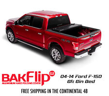 Bakflip G2 Tonneau Cover 2004-2014 Ford F150 6ft 6in Bed 226307