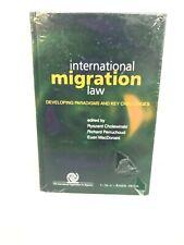 International Migration Law New Sealed HC Cholewinski Rerruchoud MacDonald