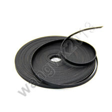 GT2 Timing Belt 6mm Width 2mm Pitch Open End RepRap Fr Pulley 3D Printer 2GT-6mm