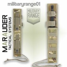 Marauder Military Commando Dagger Sheath - MOLLE - British MTP Multicam -UK Made