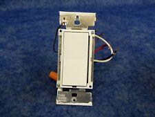 Lightolier CI1000NDPLC Compose PLC Designer Incandescent Room Dimmer White