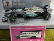 1/43 Minichamps MB AMG Petronas f1 Team w03 Nico Rosberg 2012 #8 410120008