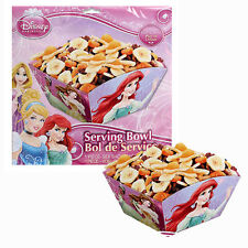 Disney Princesses Birthday Party Large Serving Snack Bowl