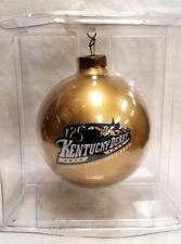 "125th Kentucky Derby 3"" Ornament"
