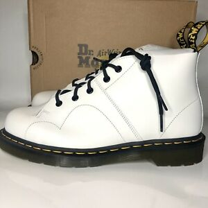 Dr. Martens Church Smooth Leather Boot Size 10