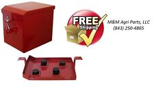New IH / FARMALL INTERNATIONAL TRACTOR H HV OS4 Super H W4 Battery Box 51680DB