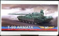 Sharkit Models 1/72 Russian T-99 ARMATA TANK Resin Conversion Kit