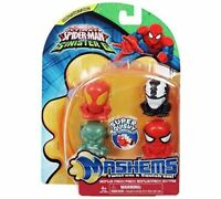 Marvel Ultimate SPIDERMAN Vs The SINISTER 6 Mash 'ems - 4 PACK - NEW