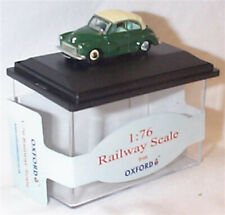 OXFORD 76MMC003 1/76 OO Scale Green Morris Minor Convertable Closed New in case