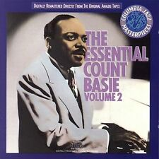 THE ESSENTIAL COUNT BASIE VOLUME 2 COLUMBIA JAZZ CD VERY GOOD
