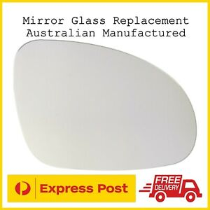 Volkswagen Golf MK5 2004-2008 Right Drivers Side Mirror Glass Replacement