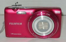 Fujifilm Finepix JZ100 14.0MP Digital Camera Red