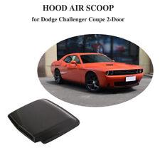 Carbon Lufteinlass Motorhaube für Dodge Challenger  Lufthutze Luftstrom Dachhutz