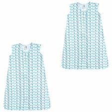 Luvable Friends Safe Sleep Wearable Soft Jersey Cotton Sleeping Bag/Blanket, 2-P