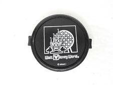 Walt Disney World 52mm Black / White Snap On Front Camera Lens Cap