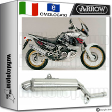 ARROW SCARICO HOM PARIS DACAR INOX HONDA XRV 750 AFRICA-TWIN 1995 95