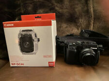 Canon PowerShot G1 X 14.3MP Digital Camera - Canon leather case and New WP-DC44