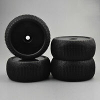 RC car 4Pcs 17mm Hex 1/8 Bigfoot Monster Truck Tires&Wheel For RC off road car