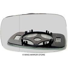Left side for Volkswagen Corrado 88-95 Wide Angle heat wing door mirror glass