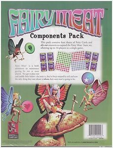 Kenzer & Company - Fairy Meat Components Pack - Sealed
