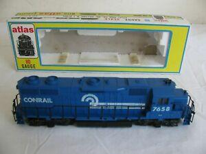 Vintage Atlas Kato HO Scale Conrail GP38 Diesel Locomotive #7067 EX