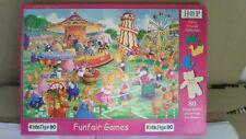HOP 80 Piece Puzzle: Funfair Games - 102/20