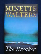 The Breaker SIGNED by MINETTE WALTERS