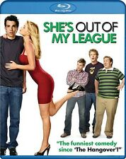 She's Out of My League BLU-RAY Jim Field Smith(DIR) 2010