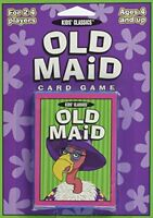 Old Maid Classic Card Game Kids Classics Card Games