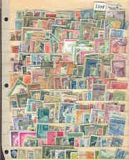 s3208 Stamp Accumulation Worldwide Mixture