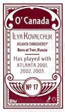 2003-04 Topps C55 Minis O Canada Red #17 Ilya Kovalchuk