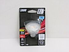 NOS! FEIT ELECTRIC DIMMABLE MR16 FLOODLIGHT LED BULB, 35W, BPFMW/LEDG2
