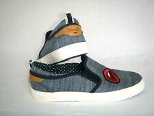 Designer Wrangler Slip On-Sneaker Halbschuhe Damenschuhe Jeansblau Sneaker Gr.38
