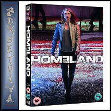 Homeland Season 6 DVD 2017 DVD