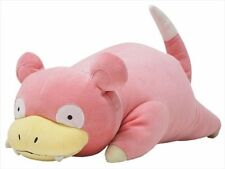 "GREAT GIFT - NWT PZ14 Slowpoke 18"" Plush Sanei All Star Series Mochifuwa Cushion"