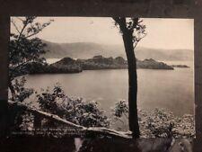 Mint Japan RPPC Postcard Lake Towada National Park Panoramic View