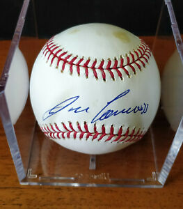 Jose Canseco Signed Official MLB Baseball
