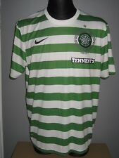 2012-13 Celtic '125th Anniversary' Home Shirt Nike (XL) Jersey Trikot Camiseta