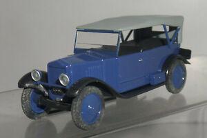 Russian 1/43 NAMI -1 1928