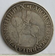 More details for scotland. charles i thirty shillings, 3rd coinage, briot, london obverse die.