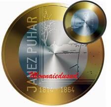 3 Euro Commémorative Slovénie 2014 - Janez Puhar