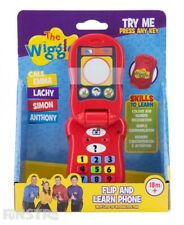 The Wiggles Flip and Learn Phone | The Wiggles Toys | Wiggles Toy