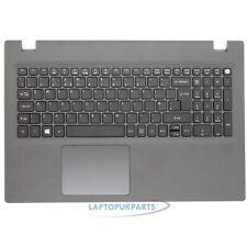 REPLACEMENT FR ACER ASPIRE E5-573T SERIES UK TOUCHPAD PALMREST KEYBOARD BLACK