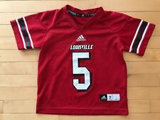 premium selection 19d42 8d45e Unisex Children's Louisville Cardinals NCAA Jerseys for sale ...