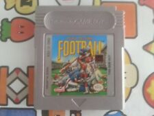 Nintendo  Gameboy  PLAY ACTION FOOTBALL  Video game FREE  POSTAGE DS ADVANCE